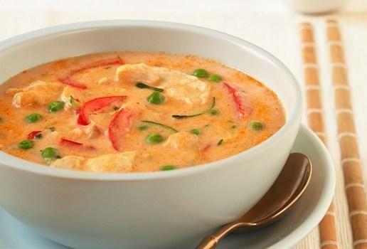 Thai chicken soups, Chicken soups and Thai chicken