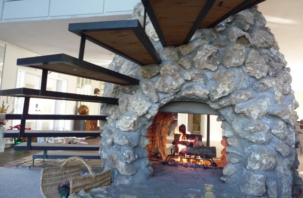 2 Sided Wood Burning Fireplace Insert Fireplace