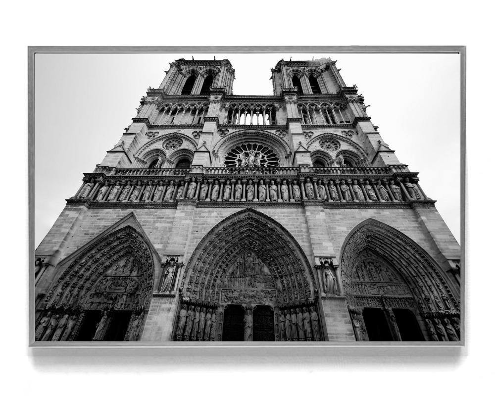 Notre Dame Print Black And White Travel Photography Paris Etsy Notre Dame Paris Architecture Architecture Photography