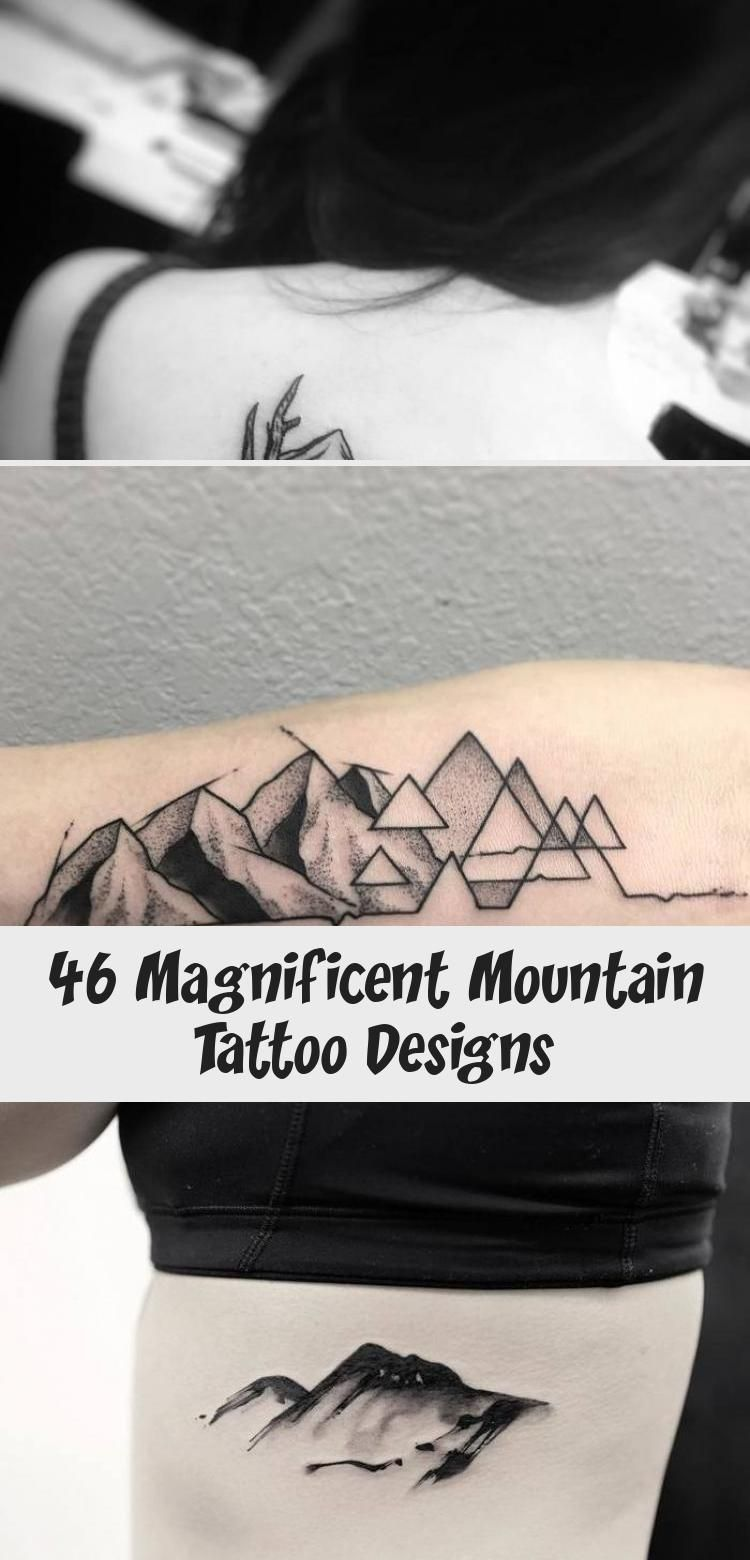 Photo of 46 Magnificent Mountain Tattoo Designs – Tattoo Blog