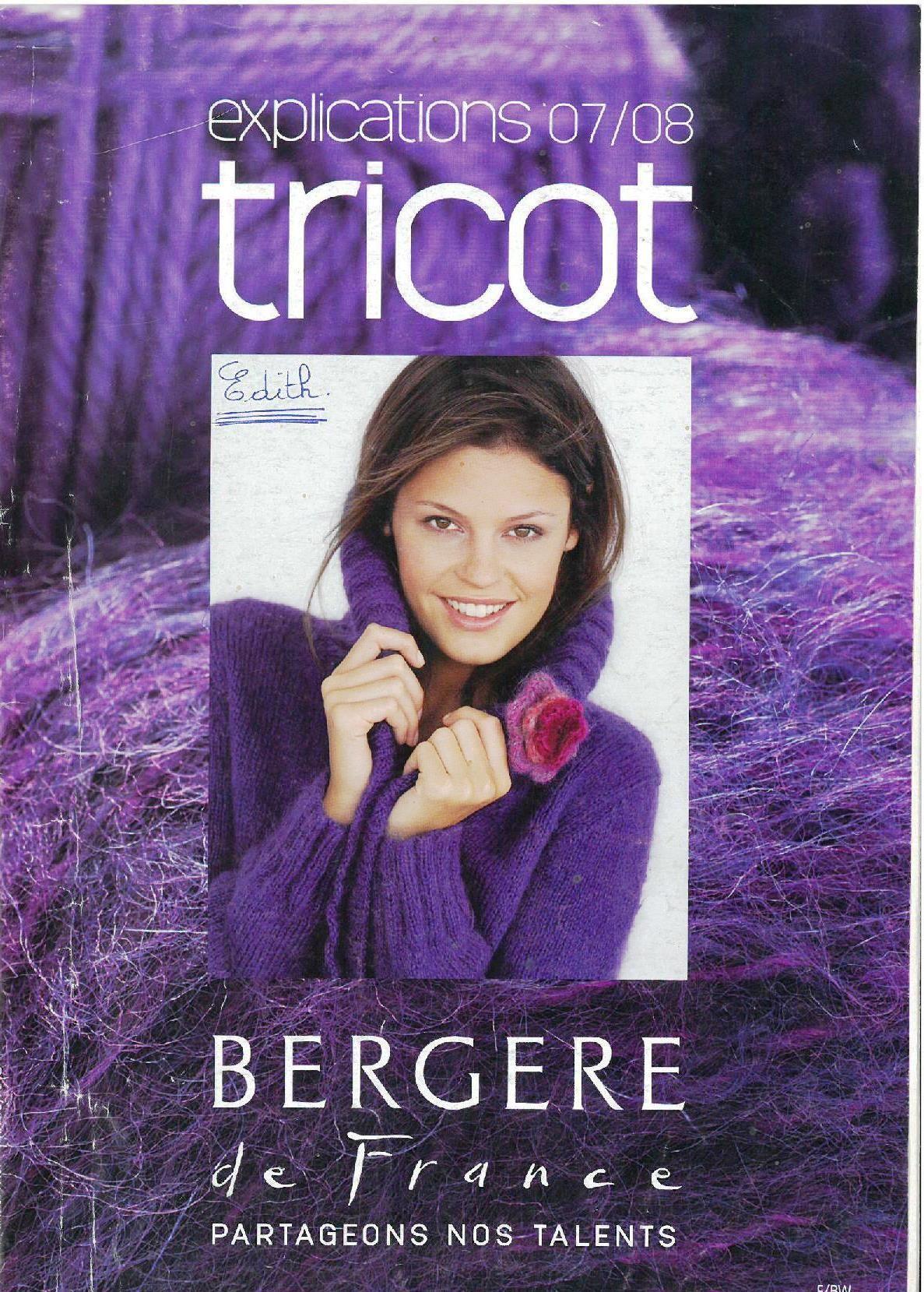 Albums archivés   Tricots   Pinterest   Album, Crochet magazine and ... fc60ab60190