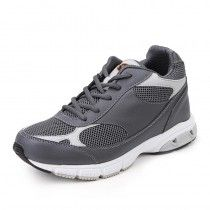 summer elevator casual sprots shoes for men add tall 8cm
