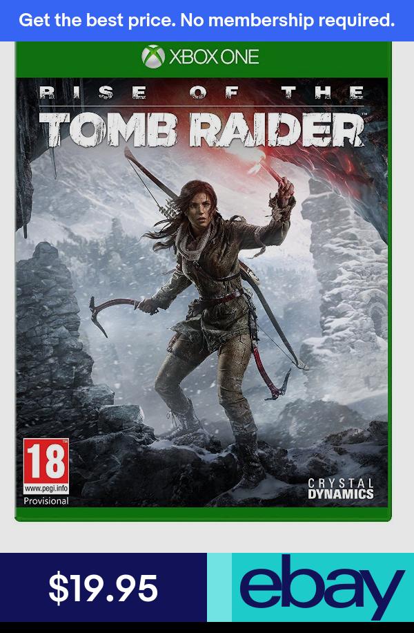 Square Enix Video Games Video Games Consoles Tomb Raider Game Tomb Raider Xbox One New Tomb Raider