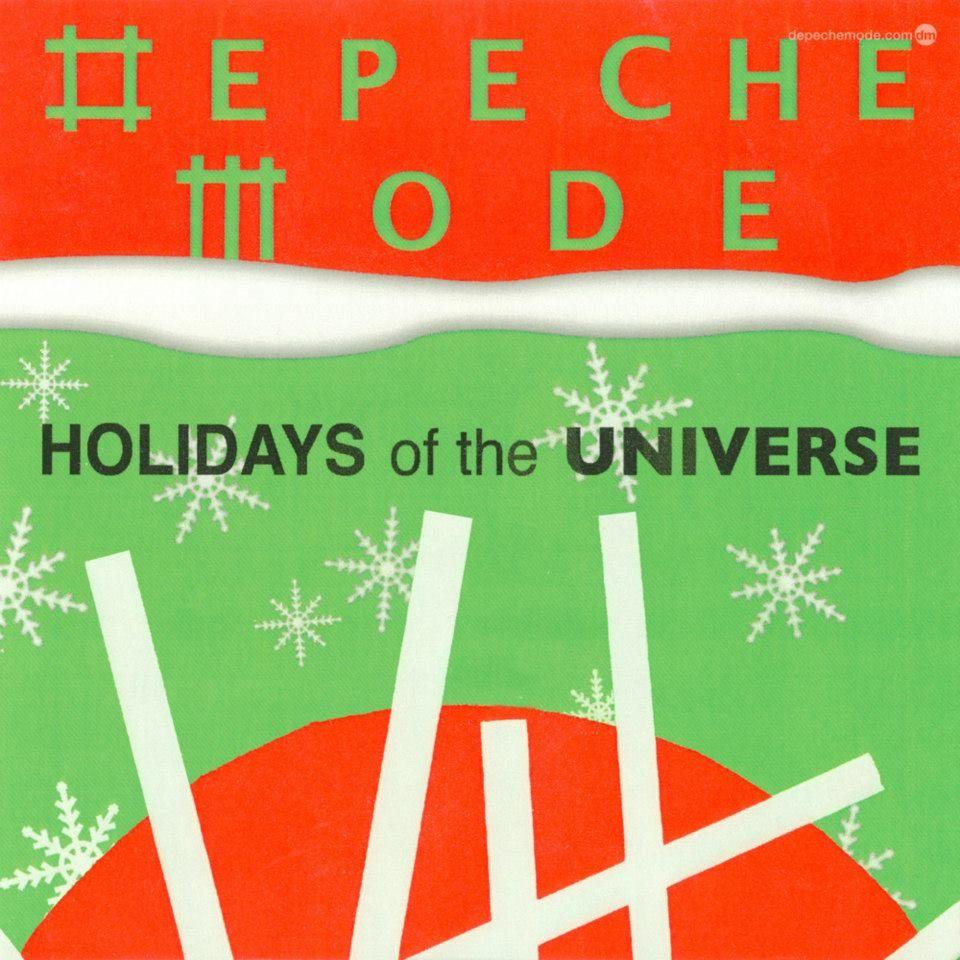 Depeche Mode Christmas Card 2008