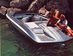 1977 Glastron - Glastron Carlson Cvx - 1977 Glastron