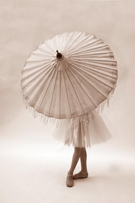 Unique umbrella.