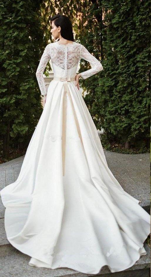 Arabic Wedding Dresses V Neck Long Sleeves Lace Applique Sashes Beads #grecianweddingdresses Arabic Wedding Dresses V Neck Long Sleeves Lace Applique Sashes Beads  #weddingdresses #wedding #bride #bridal #weddingdresseslace #dreamweddingdresses #bridalgowns #weddingdressinspiration #gorgeousgowns #weddinggowns #bridaldresses #grecianweddingdresses