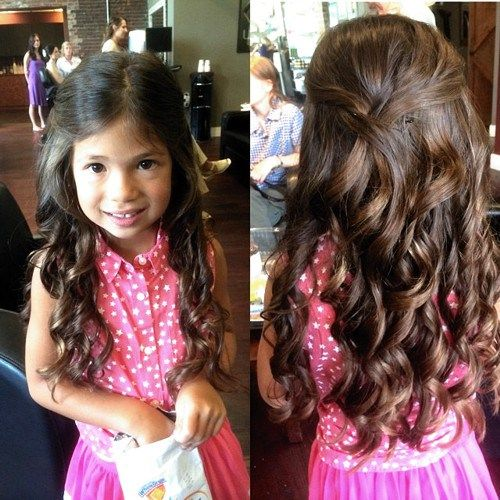 Hairstyles For Little Girls mixed girl hairstyles 40 Cool Hairstyles For Little Girls On Any Occasion
