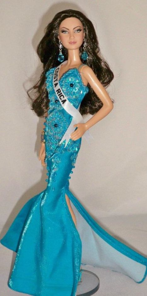 barbie doll gowns..MDU 2012  .12 16 4...44...4 qw2