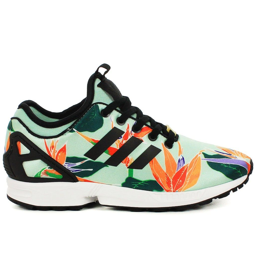 adidas zx flux fleurie