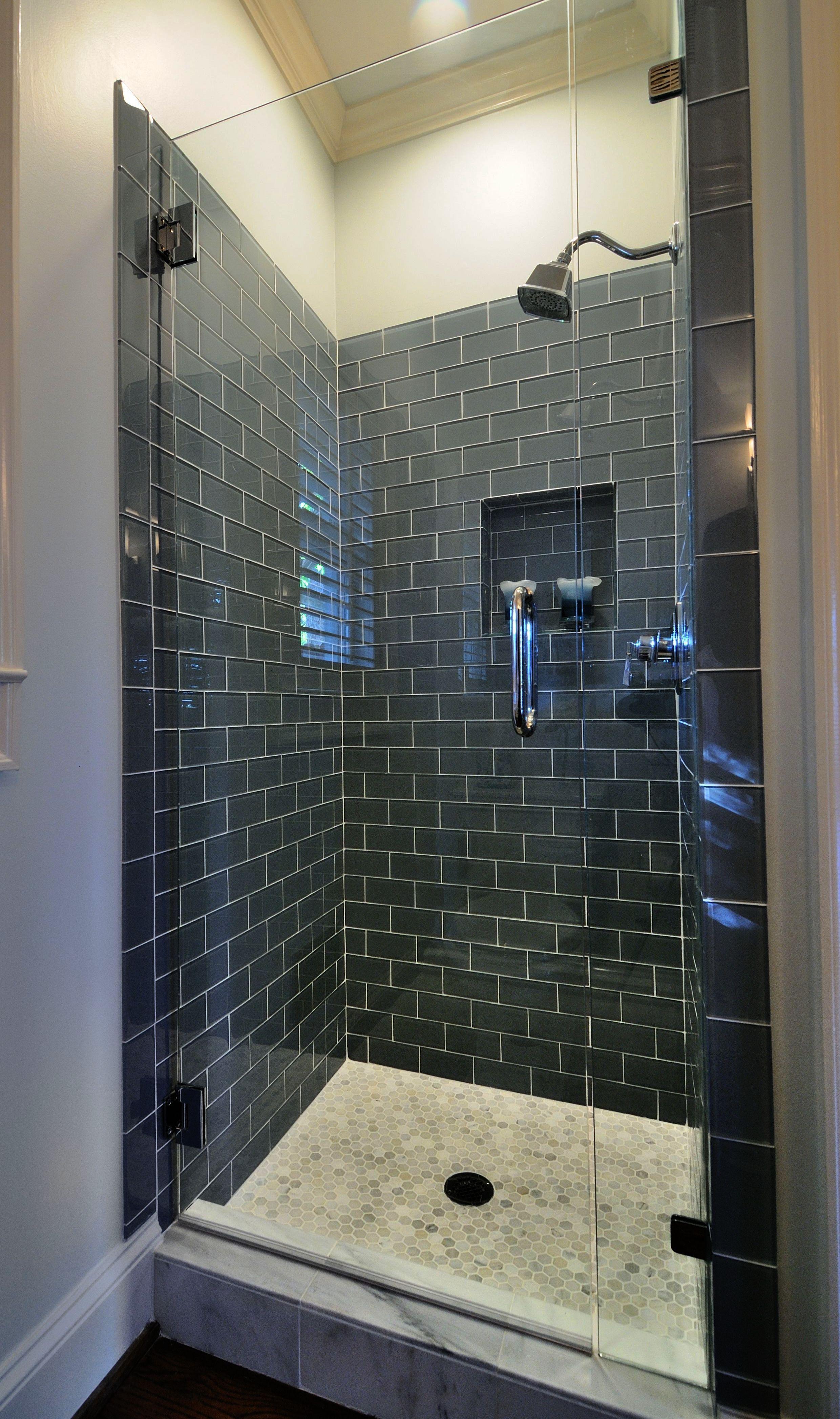 showering baths