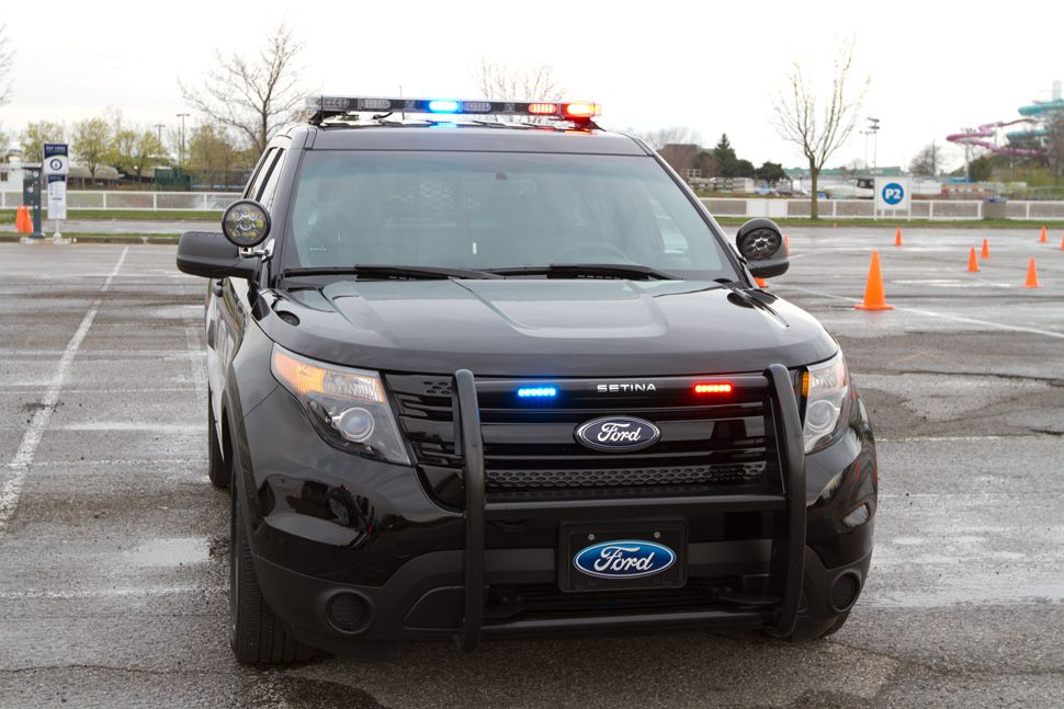 Ford Police Interceptor Utility Ford Police Police Cars