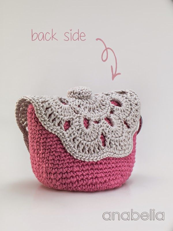 Anabelia craft design: DIY: MakeUp crochet pouches | Trapideas ...