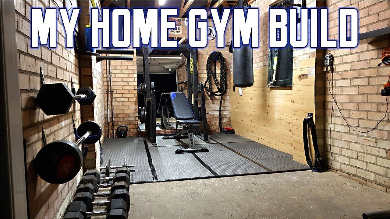 Budget home gym setup garage gym ideas & home gym equipment