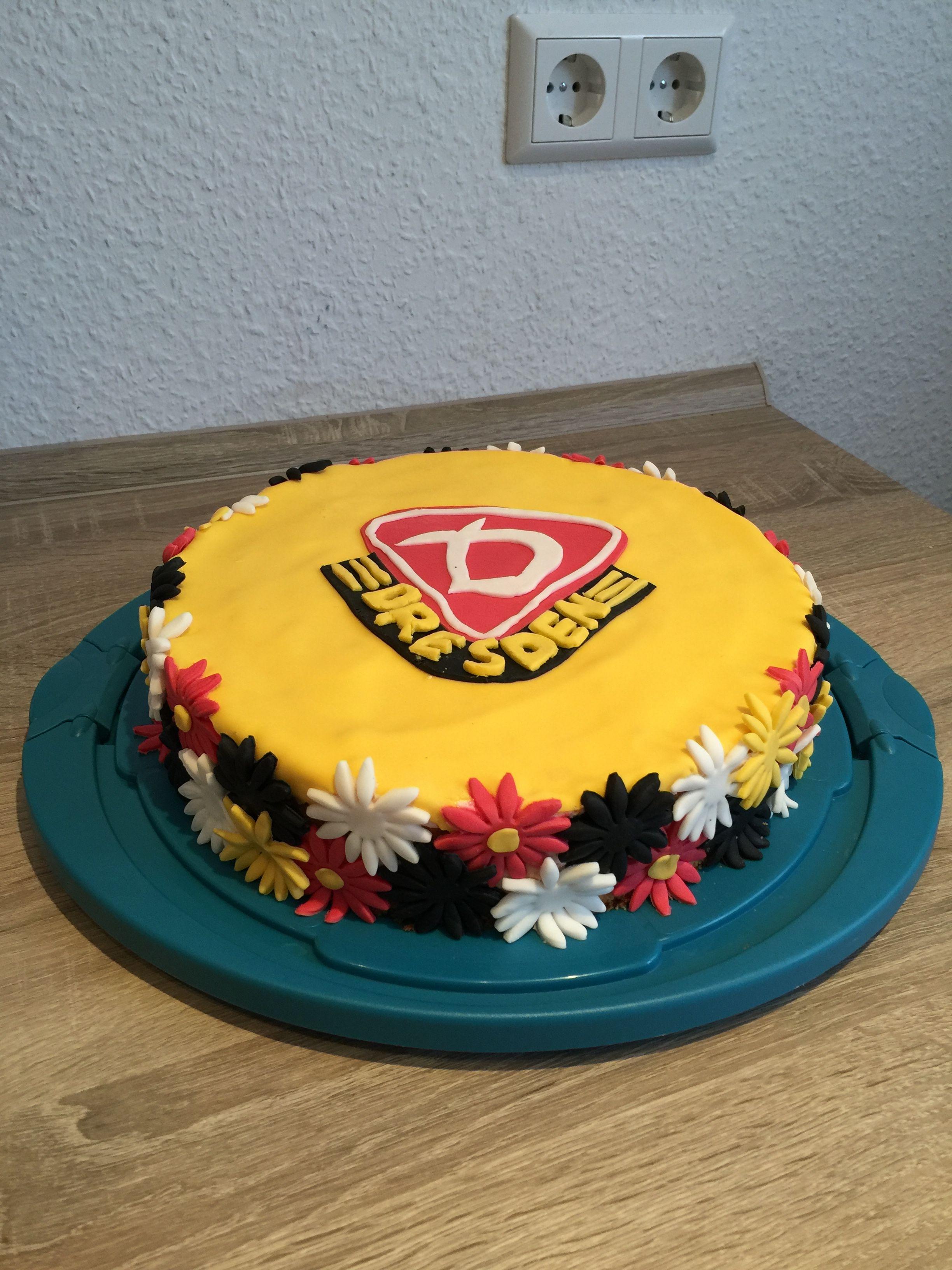 Dynamo Dresden Torte  Torten, Dynamo dresden