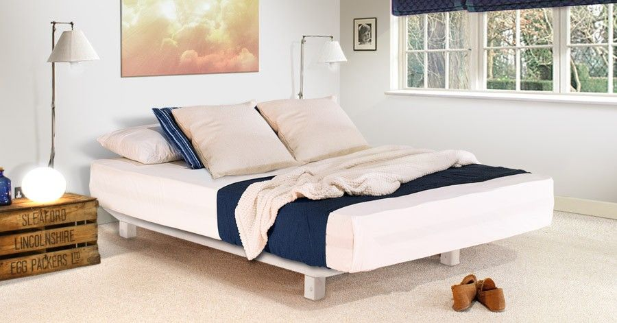 The Low Shoreditch Platform Bed Frame Is Designed To Bring An Air Of  Mystery To Your Bedroom. The Inset Bed Frame Creates An Entrancing Floating  Effect.