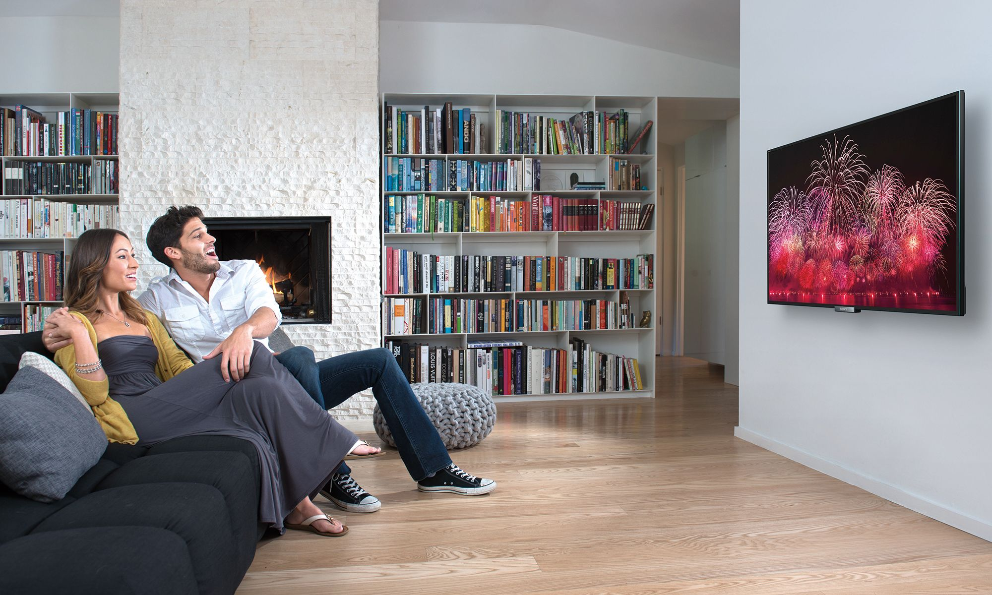 Tv Buying Guide What To Look For When Buying A Tv In 2019 Tom S Guide Tv Buying Guide Small Media Rooms Tv In Bedroom