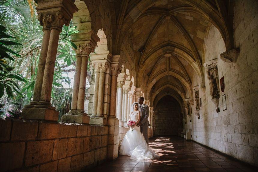 The Ancient Spanish Monastery Wedding Photography 23