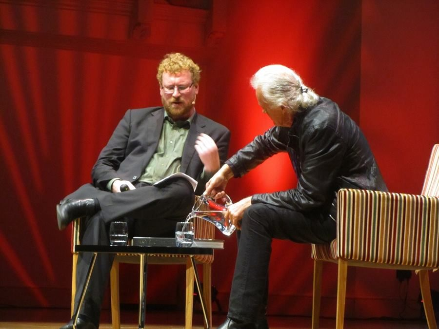 Jimmy Page interview | London | 15 Oct 2014