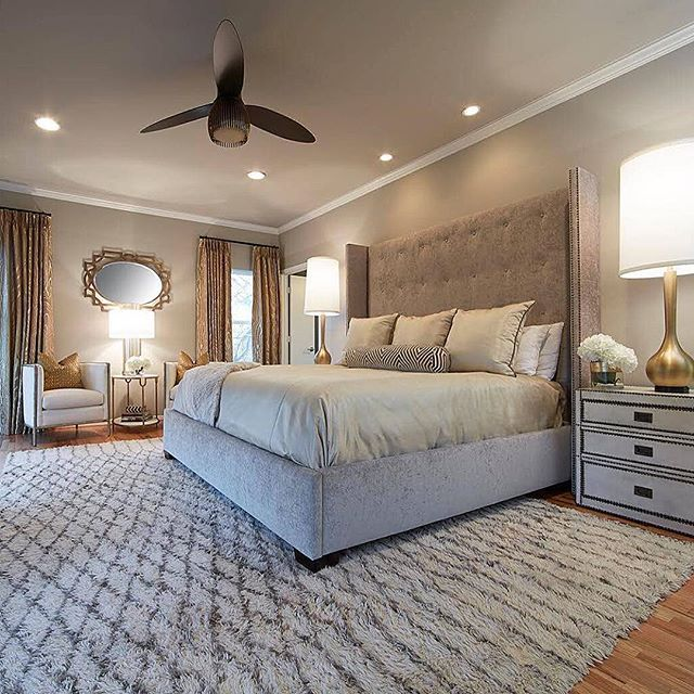 Design An Elegant Bedroom In 5 Easy Steps: Interior Design @the_real_houses_of_ig From The Gorgeous