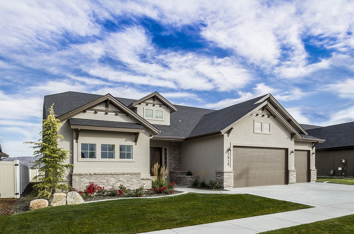 The Albany By Eaglewood Homes Boise Meridian Twin Falls Idaho Home Builder Www
