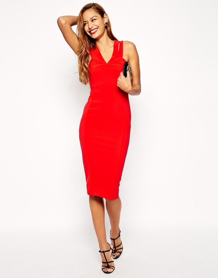 Asos Red Dress Photo Album - Gift and fashion