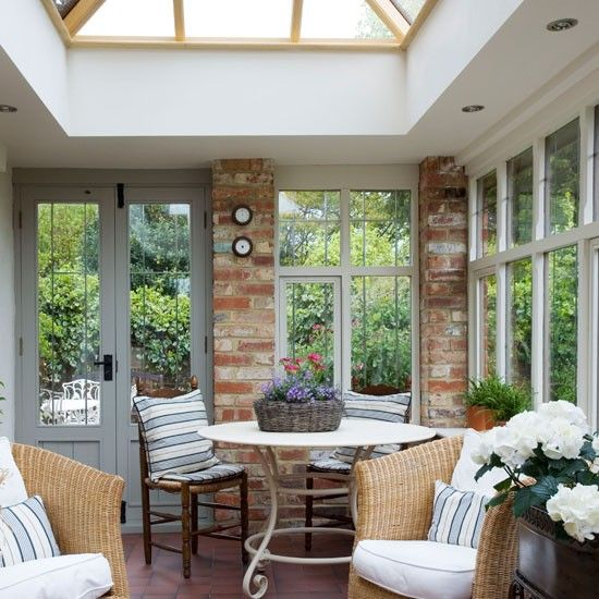 Living And Dining Conservatory Country Conservatories