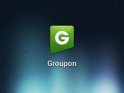 Android Groupon App Icon App Icon Icon App Icon Design