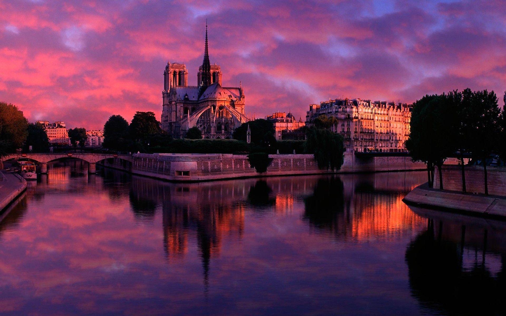 lever de soleil paris