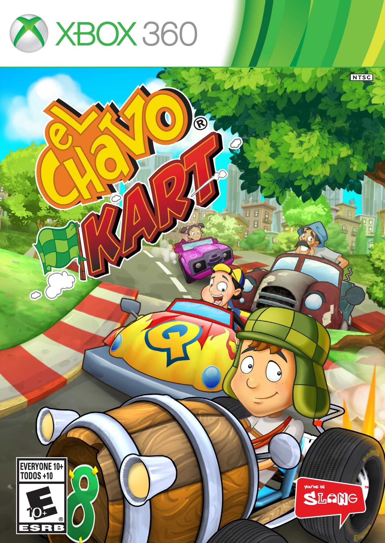 El Chavo Del 8 Kart Xbox 360 Video Games Xbox 360 Xbox Xbox 360 Games