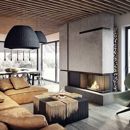 chalet en bois pinpoint. Black Bedroom Furniture Sets. Home Design Ideas