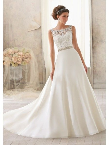 Mori Lee Blu Collection Spring  2014 - Style 5204