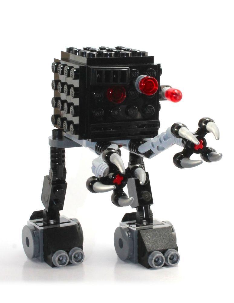 The Lego Movie Minifigure Micro Manager Set 70812 Lego Movie Lego Big Lego