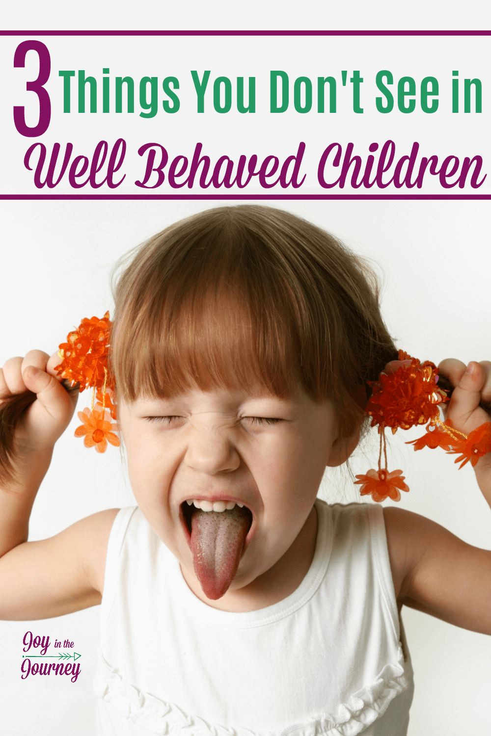 Secret To Raising Well Behaved Teens >> 3 Things You Don T See In Well Behaved Children Parenting Tips