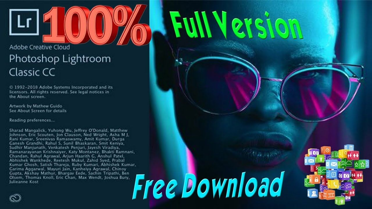 Adobe Lightroom Cc 2018 I 100 Full Version Free Download