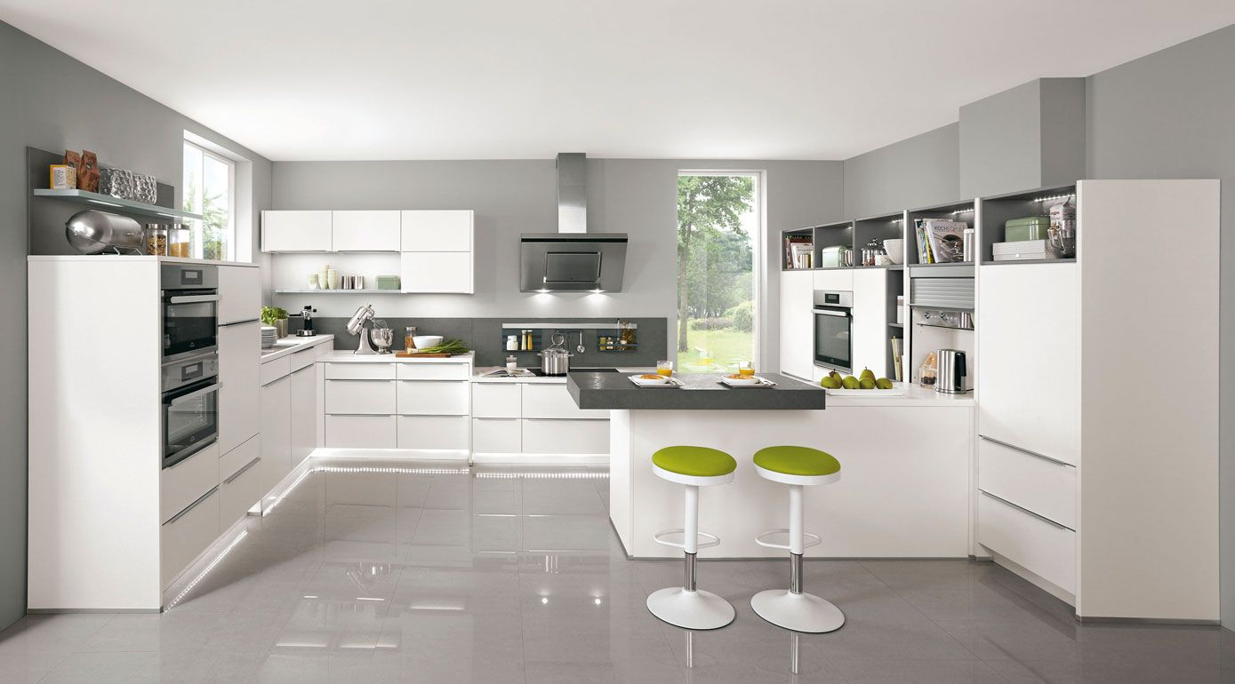 Fitted Kitchen Styles Marbella Malaga Spain Muebles De