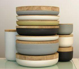 Bowls designed by Vincent Van Duysen.