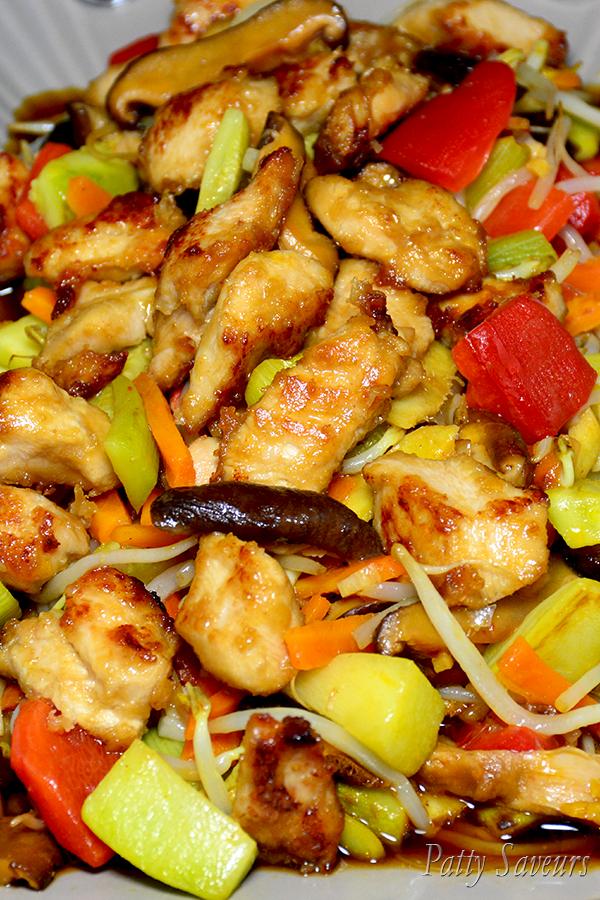 Chicken Chop Suey | Rezept | asiatische Küche, Asiatisch und Küche