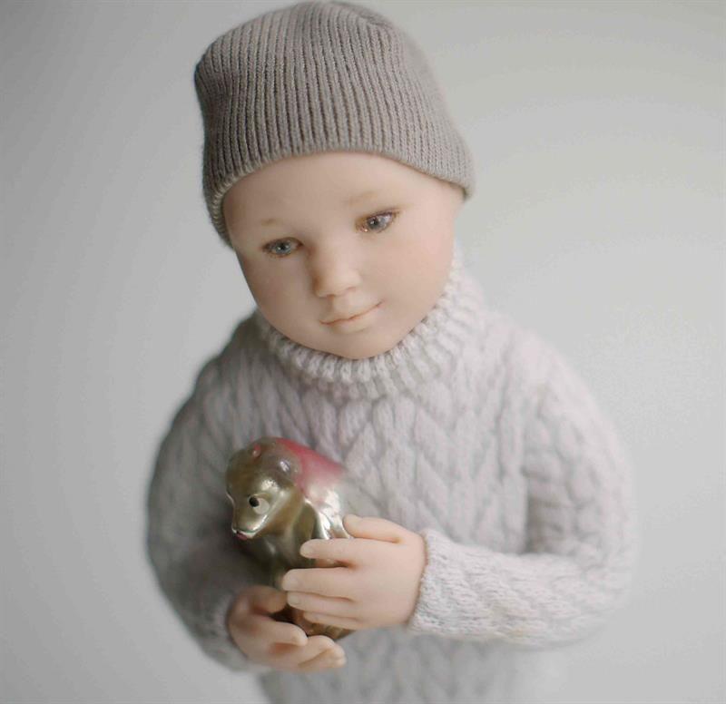 Куклы авторские обучение костюм