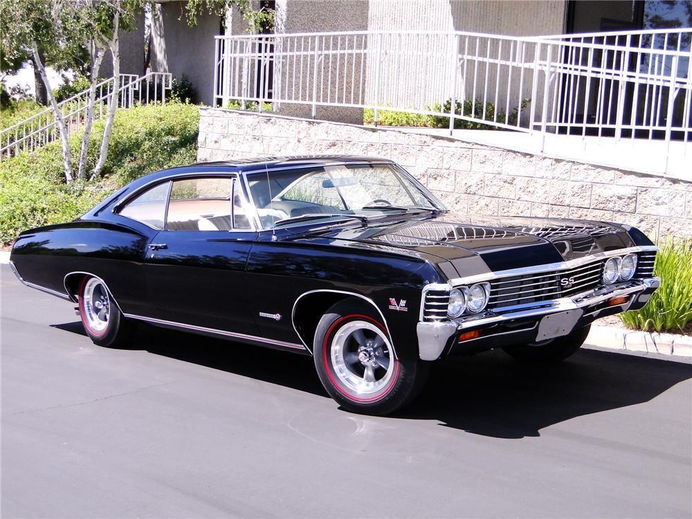 Pin On 1967 Chevy Impala Ss