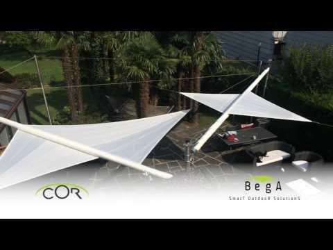 Tende A Vela Avvolgibili Modello Cor Tenda A Vela Tende Nuove