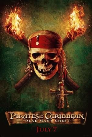 Was pirates of the caribbean based on a book