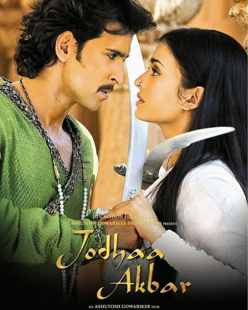 Regram Aishwaryarai Arabfc اليوم ذكرى مرور 9 سنوات على فيلمم جودا اكبر جودا أكبر هو فيلم درا Best Bollywood Movies Bollywood Movies Bollywood Posters