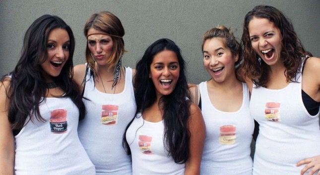 28 Ridiculously Punny Halloween Costumes Brit + Co LAST MIN DIY - last min halloween costume ideas