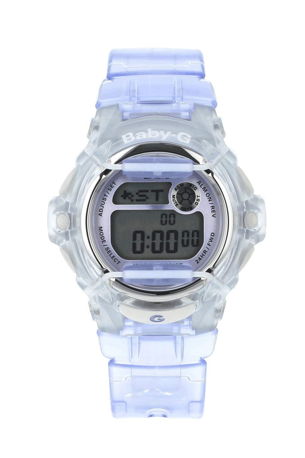 c5cd0d965901   Casio Baby G Jelly Baby Blue BG-169R-6ER Watch - Topshop