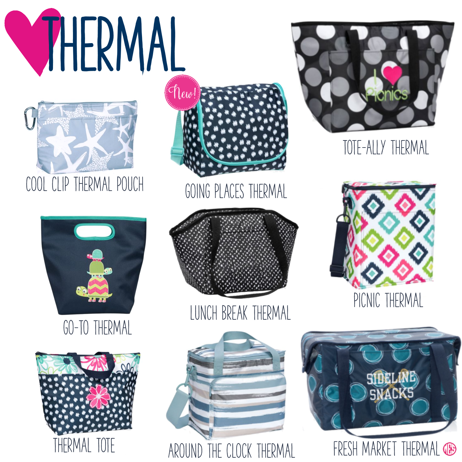 Thirty One Thermals We Ve Got A Thermal For Every Occasion Https