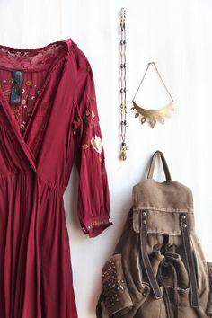 Checa este outfit tan comodo y sencillo... Visita nuestra tienda cualquier día de la semana. #Moda #Boho #Chic