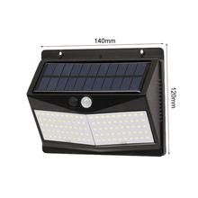 Solar Lights Outdoor 108/208 LEDs 3 Modes Motion Sensor 270 Wide Angle Waterproof Lighting #wideangle