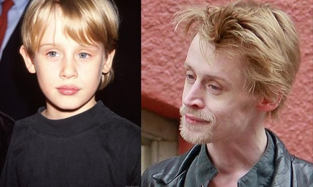 Macauley Caulkin He Looks Terrible Now I Think I M Still Me