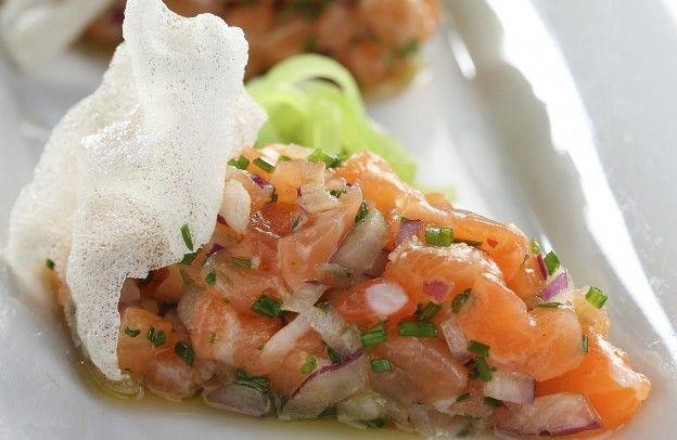 Rezepte Leichte Sommerküche Kalorienarm : Leichte küche gerichte mit weniger als kalorien lachstartar